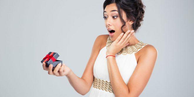 10 prendas que deve oferecer a uma mulher pelo menos uma vez na vida